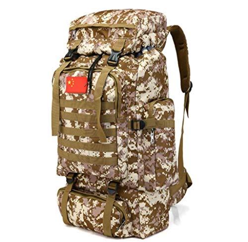 JUNGEN Wandern Daypacks 80LOutdoor Camouflage...