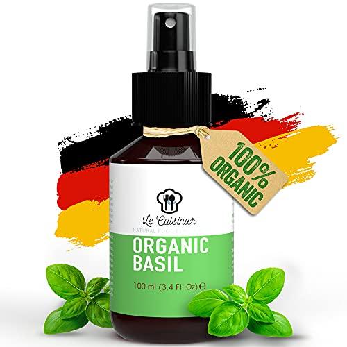 LE CUISINIER Veganes Basilikum Extrakt Haare - zur...