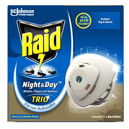 Raid Night & Day Trio Insekten-Stecker,...