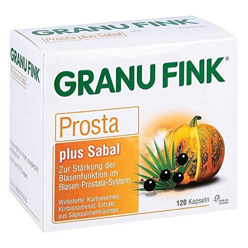 GRANU FINK Prostaplus Sabal Kapseln, 120 St....