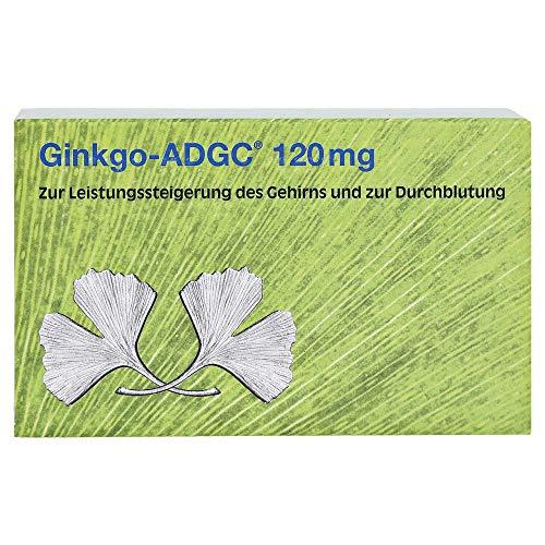 Ginkgo ADGC 120 mg Filmtabletten, 60 St