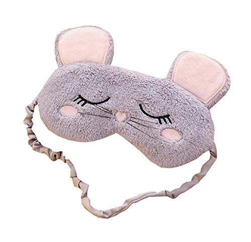 Nettes Augen-justierbares Schlafen-Augenbinde 3D...