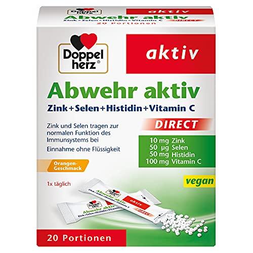 Doppelherz Abwehr aktiv DIRECT mit...