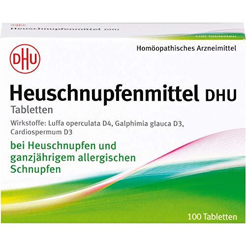 DHU Heuschnupfenmittel Tabletten, 100 St....