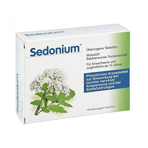 SEDONIUM überzogene Tabletten 100 St