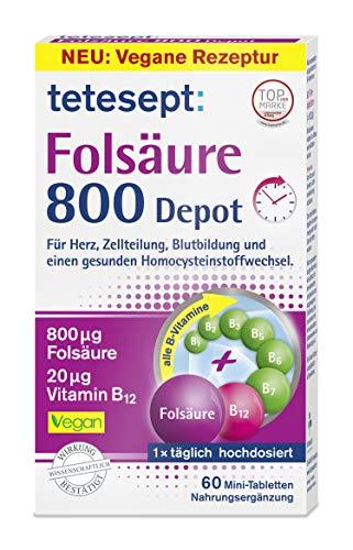 tetesept Folsäure 800 Depot –...