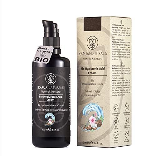 BIO Hyaluron Creme - 100 ml 9-FACH Anti Aging...