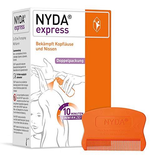 NYDA express Läusemittel - schnell und effektiv...