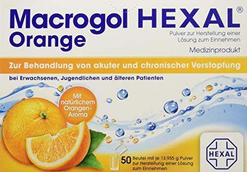 HEXAL AG Macrogol Hexal Orange, 100 Stück 100 St.
