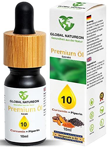 GLOBAL NATUREON® PREMIUM ÖL 10 (10 ml) Tropfen...