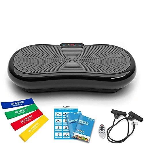 Bluefin Fitness Ultra Slim Power Vibrationsplatte...