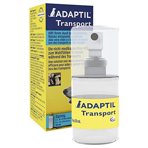 ADAPTIL Transport Spray 20ml, für eine entspannte...