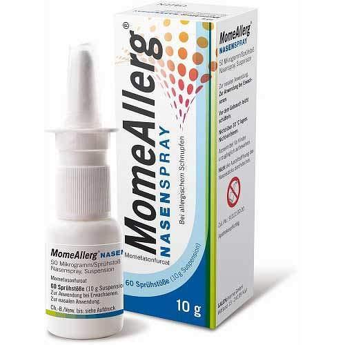MomeAllerg Nasenspray, 10 g Lösung