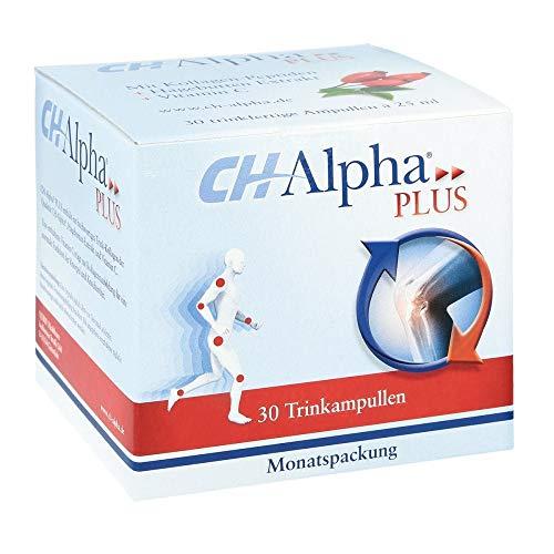 CH-Alpha Plus: Zur Unterstützung der natürlichen...
