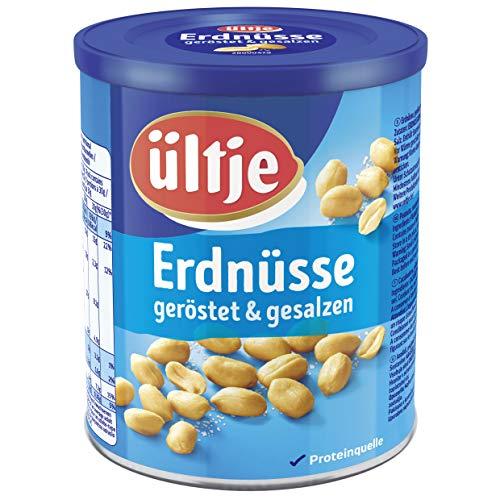 ültje Erdnüsse, geröstet und gesalzen, Dose...