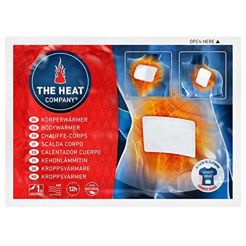 THE HEAT COMPANY Bodywärmer - EXTRA WARM -...