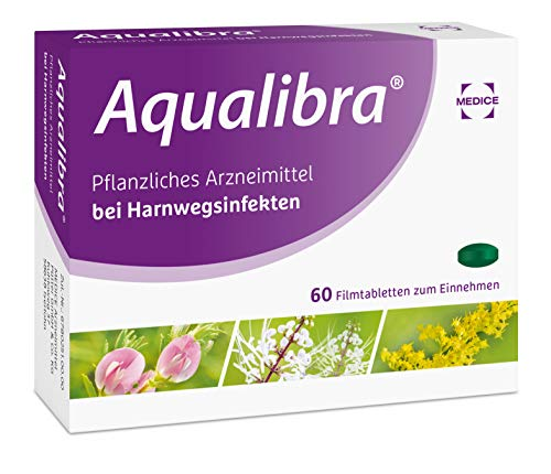 Aqualibra – Pflanzliches Arzneimittel gegen...