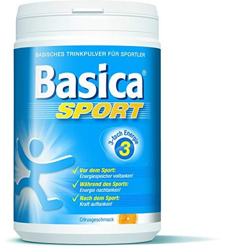 Basica Sport, basische Mineralgetränk für...