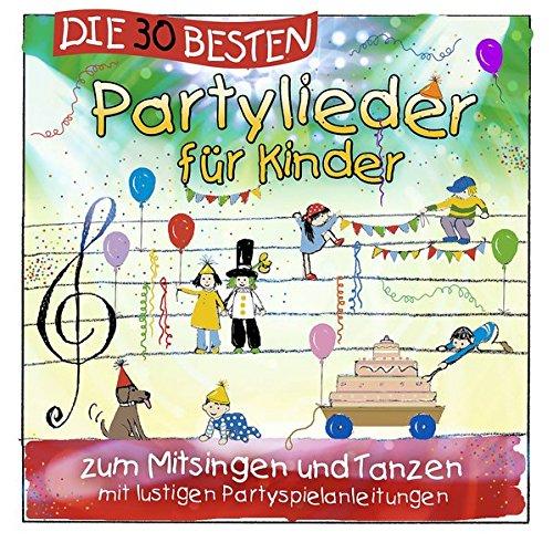 Die 30 besten Partylieder für Kinder - zum...