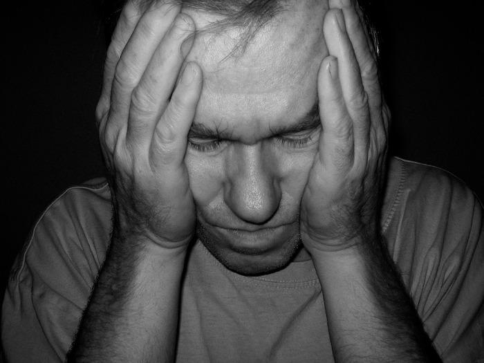 Neradin sexuelle Schwäche Frust