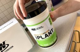 Gold Standard Plant Optimum Nutrition