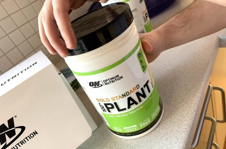 Gold Standard Plant Optimum Nutrition