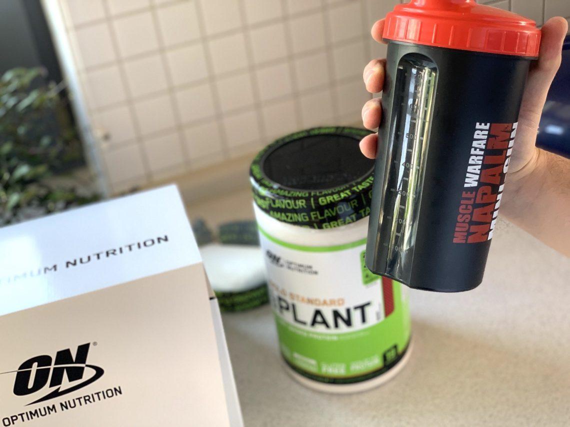 Optimum Nutrition Gold Standard Plant 03