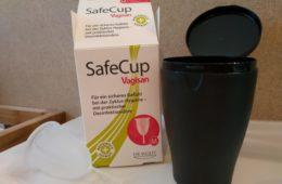 Vagisan SafeCup Menstruationstasse