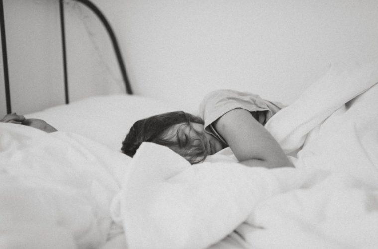 gesunder erholsamer schlaf