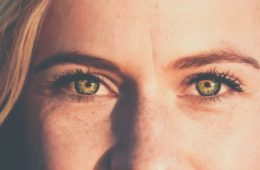 gruene augen schminken