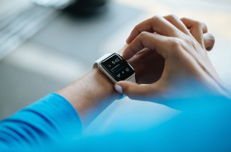 digital Uhr