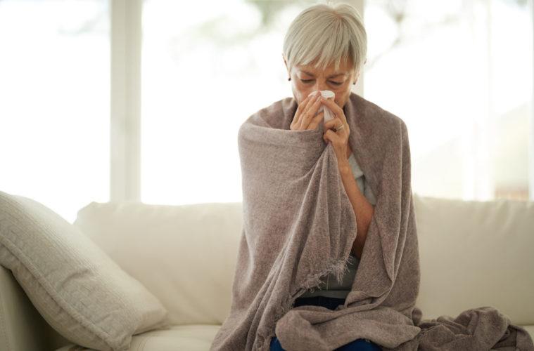 Erkältungskrankheiten
