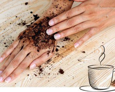 Kaffeesatz_Peeling