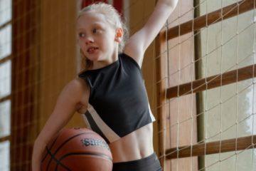 Kinder Basketball